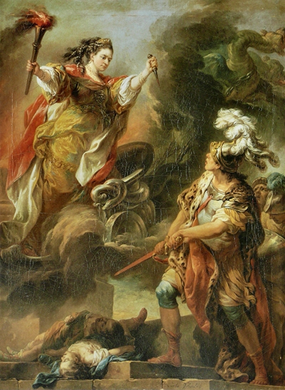Pasolini, Medea e Von Trier