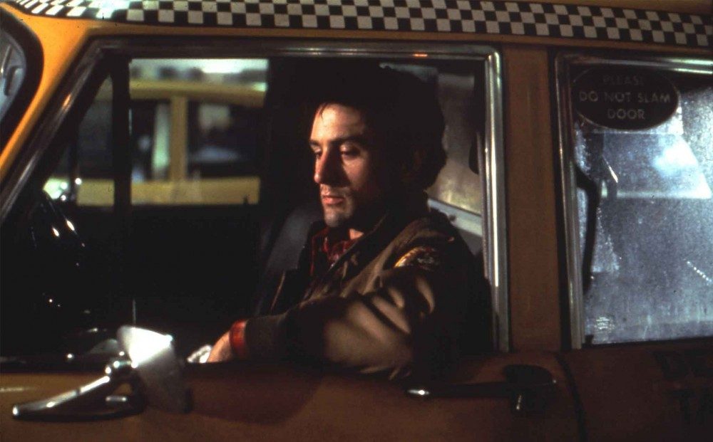 Travis, Paris Texas, Taxi Driver