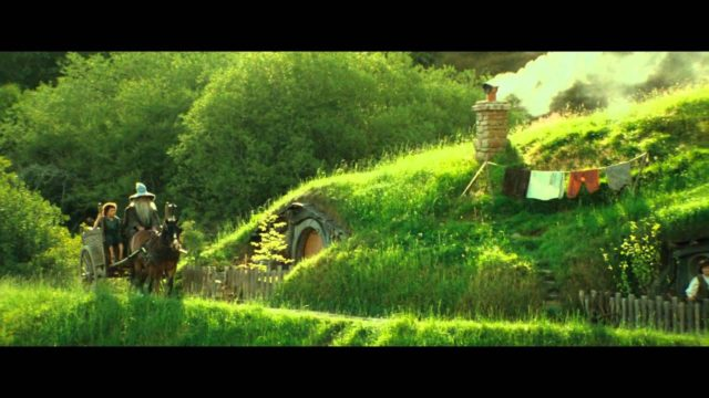 Il Signore degli Anelli presenta scenari epici nei quali un semplice Hobbit come Frodo deve trovare la sua strada: come diventa il Portatore?