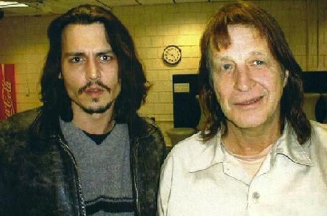 "Johnny Depp e ""Boston"" George Jung"