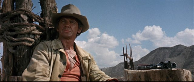 C'era una volta il West (1968), l'ultima fiaba western di Sergio Leone. Un addio alle armi, un tramonto delicato all'era degli uomini.