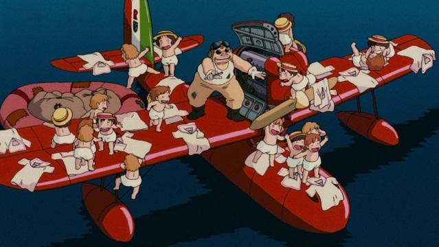 Porco Rosso è Marco Pagot, un messaggio che vola nel tempo grazie allo studio Ghibli, tra idrovolanti, femminismo e antibellicismo.