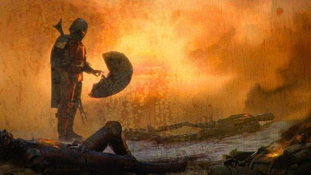 The Mandalorian è una storia di cowboy e fuorilegge, di guerrieri e antieroi. Star Wars rivestito del western e del mito di Sparta.