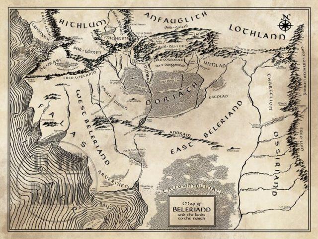 Che legame temporale e simbolico c'è tra le vicende narrate nel Signore degli Anelli e nel Silmarillion? La risposta nei libri.