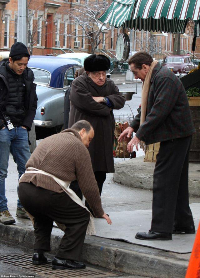 Grazie a due scene, Scorsese in The Irishman rivela l'essenza del suo ultimo film, raccontando ciò che lui e suoi personaggi sono diventati.