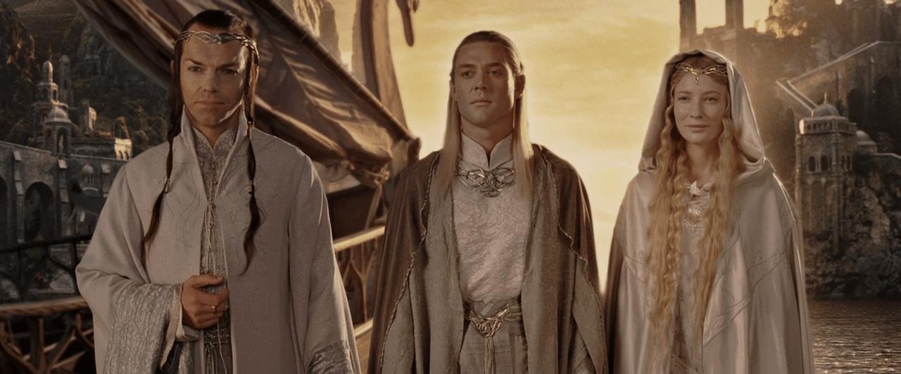 Tolkien racconta la Terra di Mezzo e l'essere umano con gli occhi degli Elfi. Tutto quello che l'uomo avrebbe potuto diventare.