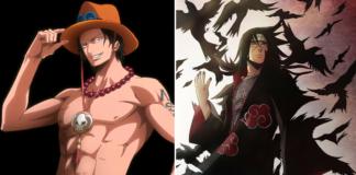 Ace e Itachi