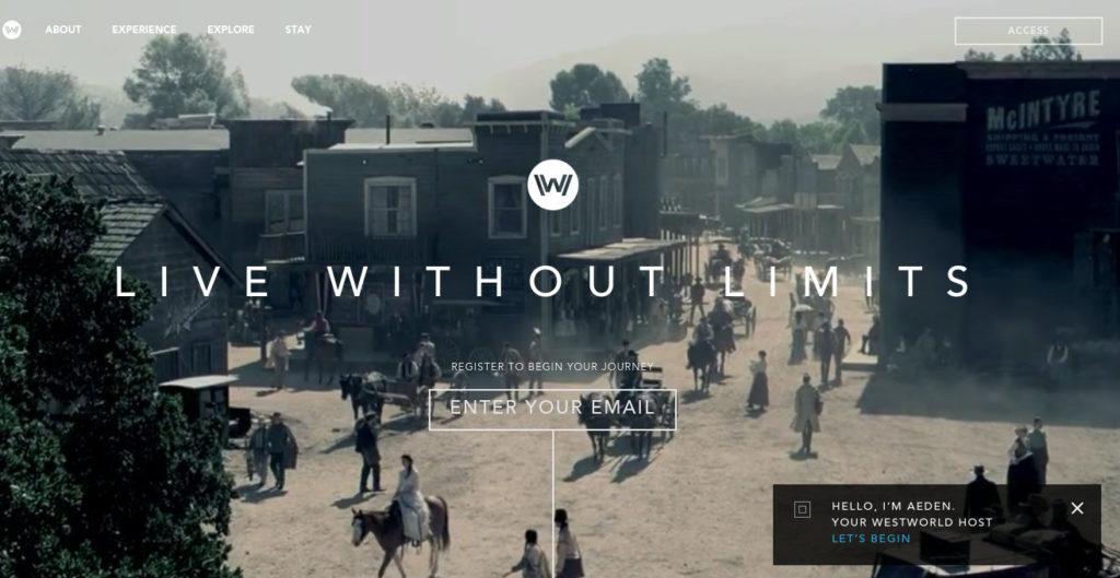 Westworld attraverso il labirinto vuole omaggiare la complessità della mente e le scoperte che hanno cambiato la storia dell'uomo.