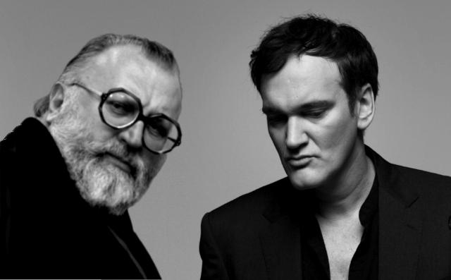 Fra un sigaro e uno sparo, fra una battuta e un cappio. Quentin Tarantino e Sergio Leone a confronto, due leggende del cinema.