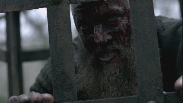 Vikings, quarta stagione. Tra giustizia, vendetta e trascendentale: la morte di Ragnar, o meglio la furia di Odino.
