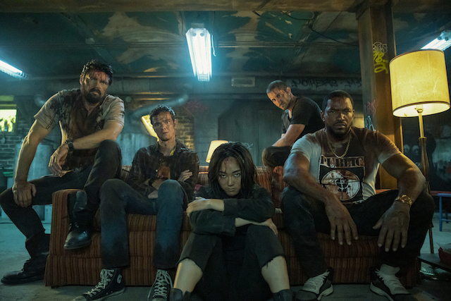 The Boys è un prodotto particolare per un periodo particolare: una serie tv che demolisce i supereroi in streaming settimana dopo settimana.