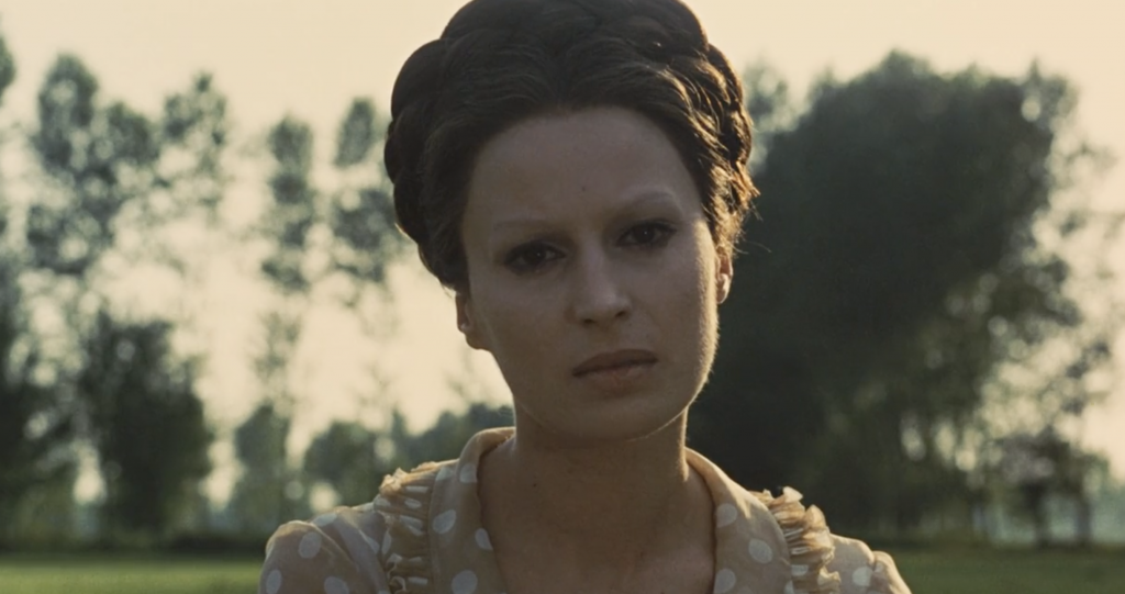 Giocasta interpretata da Silvana Mangano nell'Edipo Re di Pier Paolo Pasolini (1967)